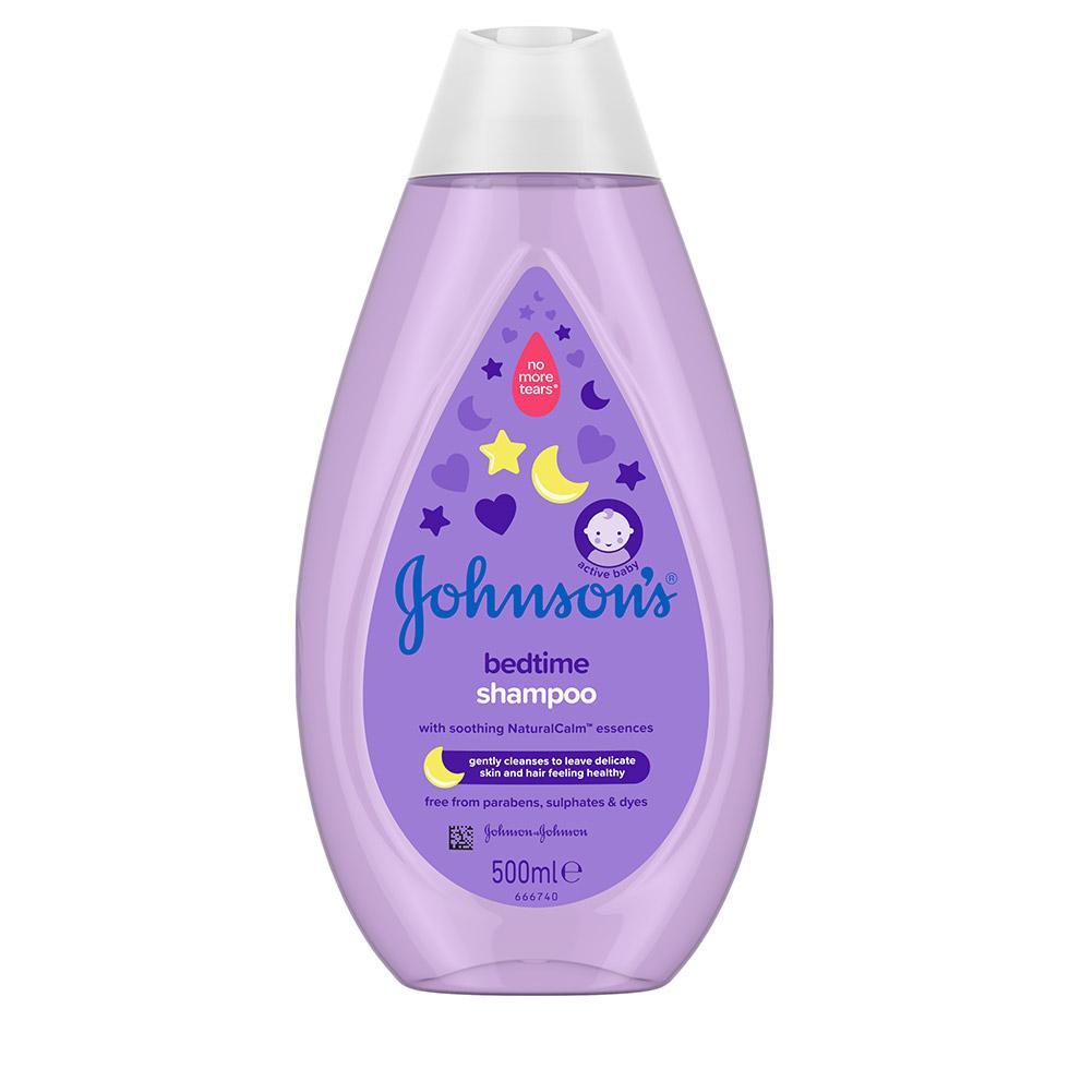 JOHNSON'S® BEDTIME šampon za djecu