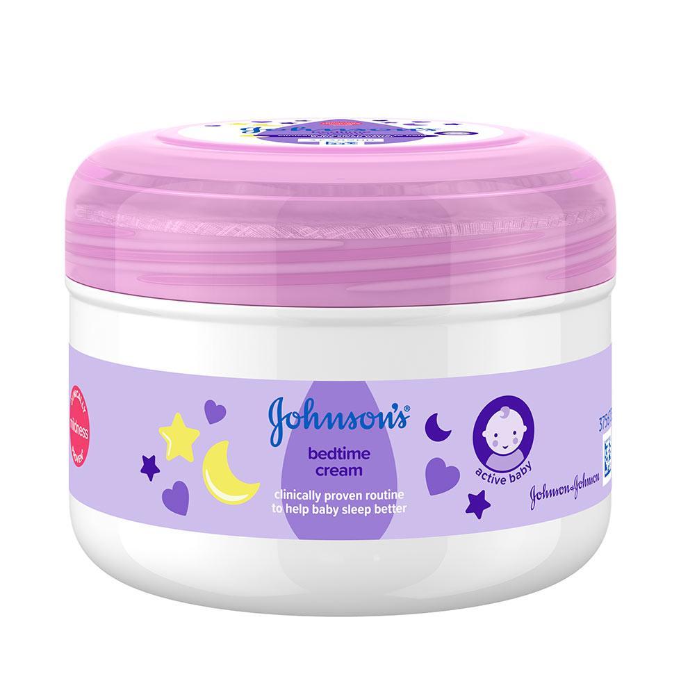 JOHNSON'S® BEDTIME krema za djecu